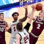 Bellarmine MBB notches first-ever Division I victory, 84-63 over Howard
