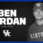 Ben Jordan of UK BSB & MBB teams, dies at 22 years old