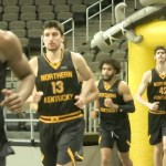 NKU MBB HIGHLIGHTS vs IUPUI