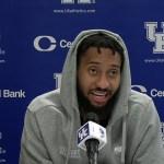 UK Wildcats Basketball Davion Mintz Postgame Vanderbilt