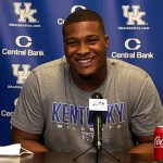 UK Wildcats Football Justice Dingle – Pre-Spring Practice Presser