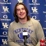 UK Wildcats Football David Wohlabaugh – Pre-Spring Practice Presser