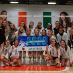 No. 13 UofL VB Sweeps UNC to Clinch ACC Crown & Automatic Qualifier slot