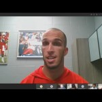 Louisville Cardinals Football QB Coach Pete Thomas Post Practice Presser 8-26-2021