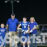 Franklin Simpson MS Football 8th Grade Night 2021
