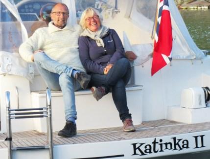 Katinka 2 og hennes mannskap fra Horten