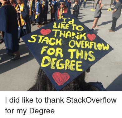 thanksstackoverflow