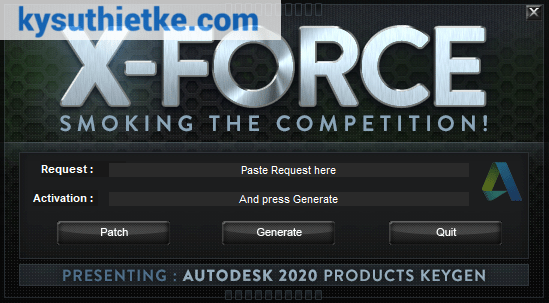 Product Keys For Autodesk Products