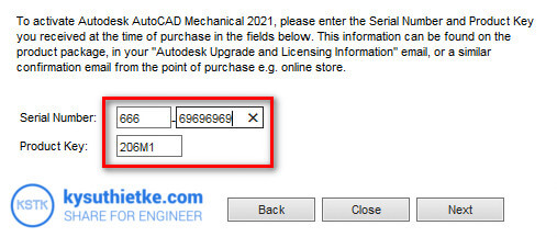 Download and Install AutoCAD Mechanical 2021 Full Active 6