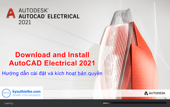 Download and Install AutoCAD Electrical 2021 Full Active
