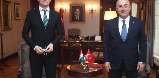 υπουργός εξωτερικών της Τουρκίας