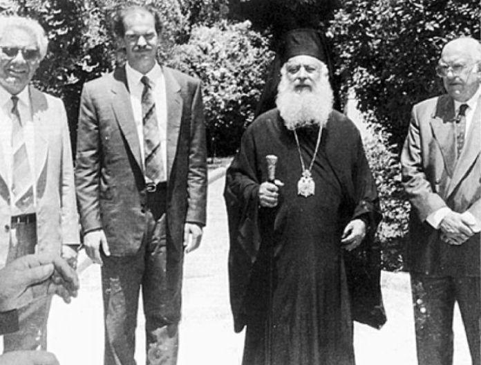 εκκλησιαστική διαμάχη 1987