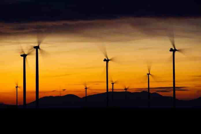 windräder, wind power, energy
