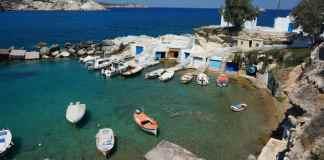 greece, greek island, milos