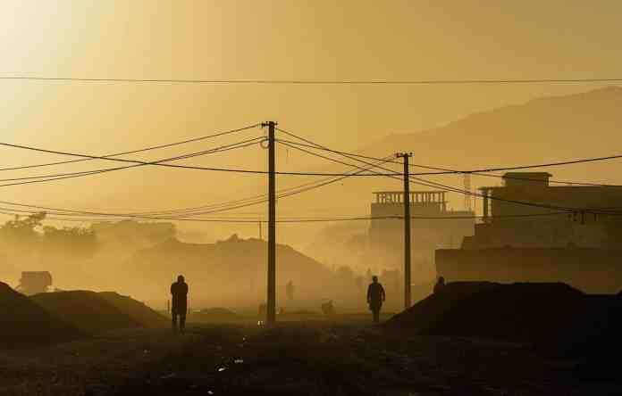 Morning in Kabul, Afghanistan 🇦🇫 #kabul #afghanistan #morning