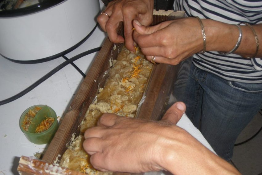 olive oil soap kythera tradition