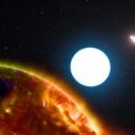 昼が140年も続く!「3つの太陽」を持つ惑星が発見される!