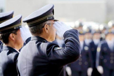 自衛官(自衛隊)・警察官・消防士の公務員の年収を比較してわかった真実画像1