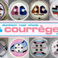 A Courrèges Wheels Tribute