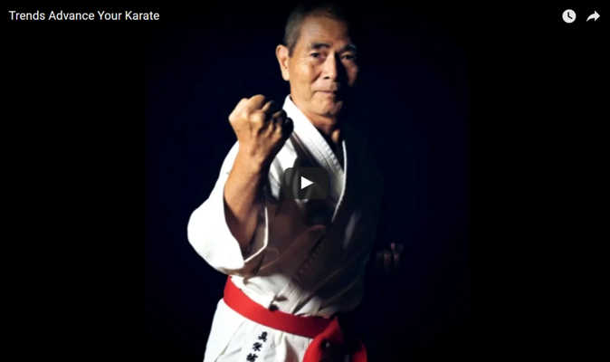 Advance Your Karate