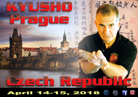 Living Bubishi Tour – Prague, Czech Republic