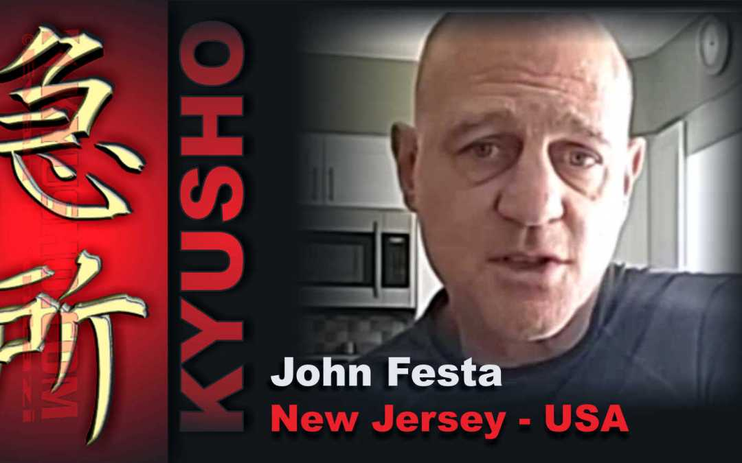 Kyusho Discussion with John Festa