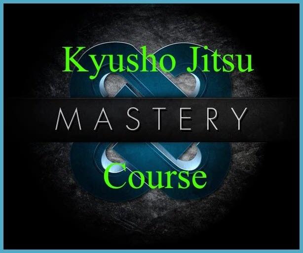 FREE Kyusho Jitsu Mastery e Course