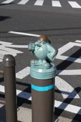 找到鳥棲砂岩的吉祥物『Wintosu』。