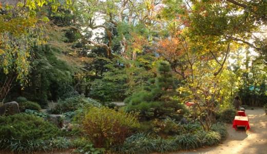 最近城市中心的庭園 - 樂水園