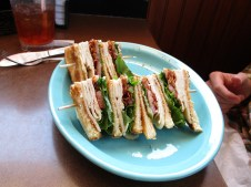 Round the Clock: Club Sandwich