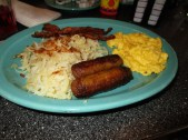 Round the Clock Breakfast
