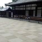 東福寺開山堂市松模様