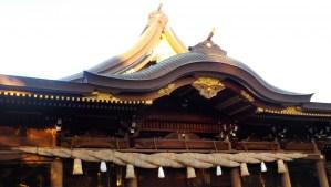 寒川神社 本殿 2