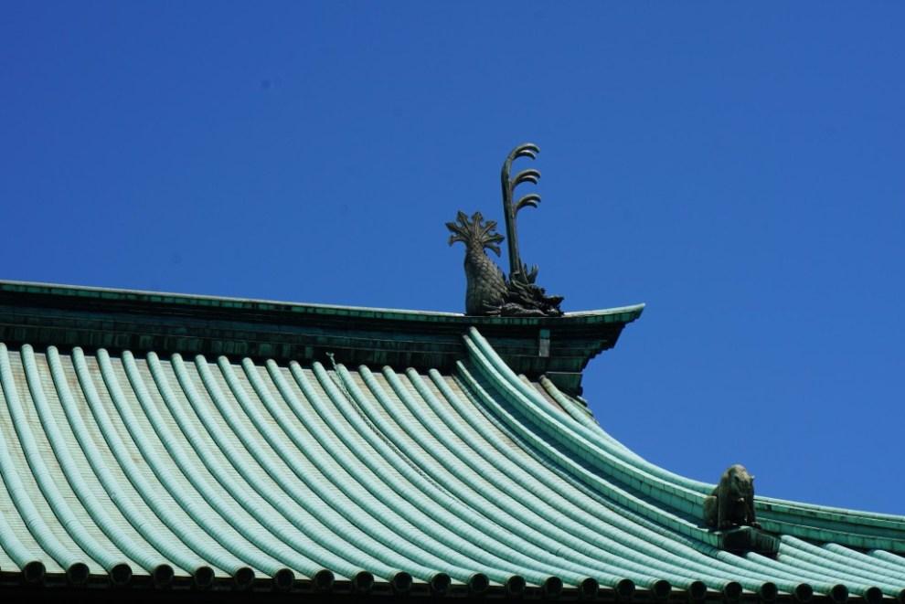 湯島聖堂鯱