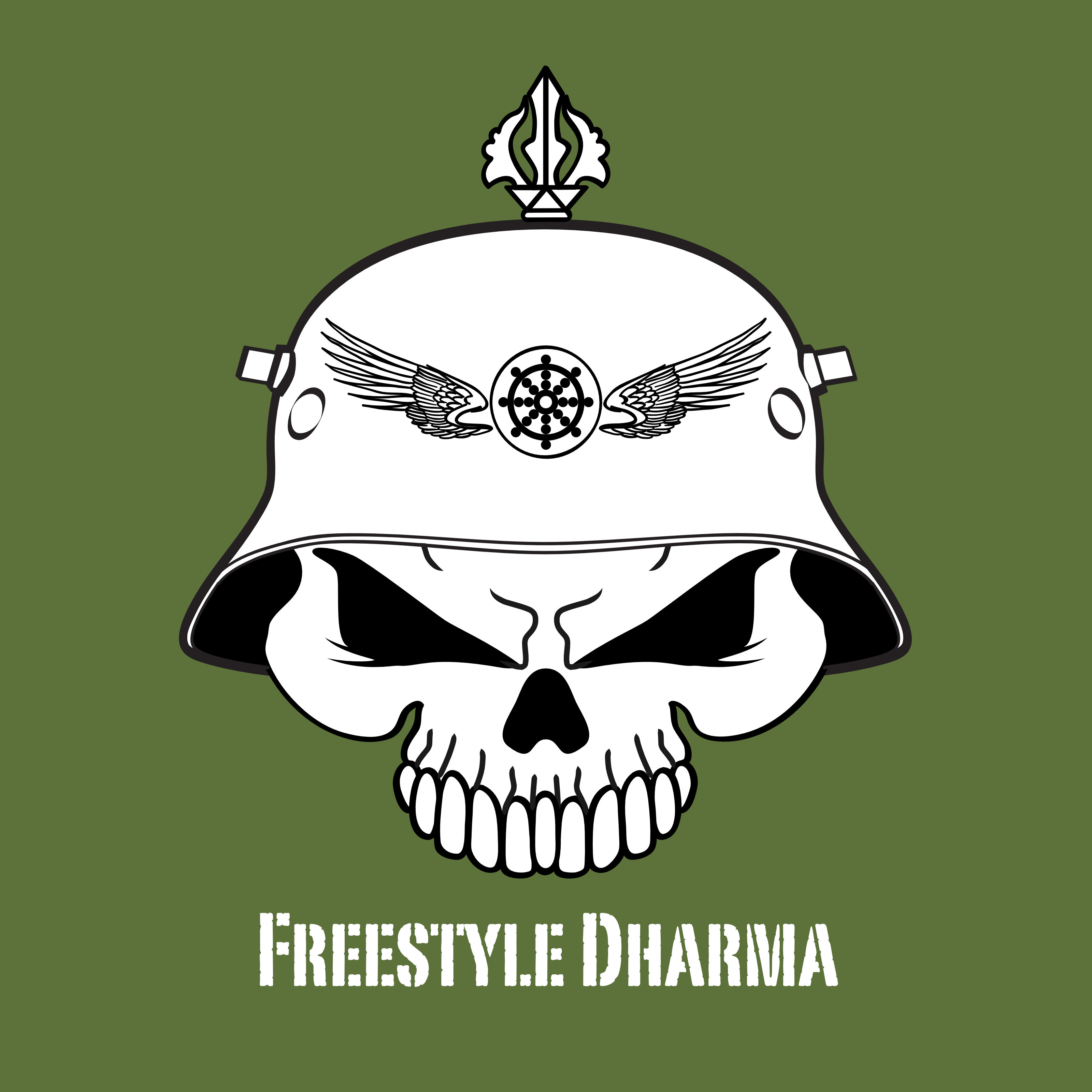"Featured image for ""Freestyle Dharma"""