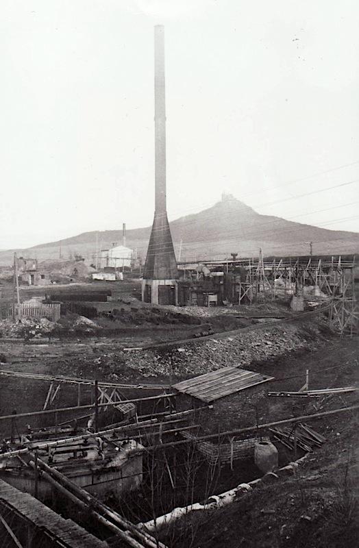 BISINGEN –  Konzentrationslager und Ölschieferwerk (2/6)