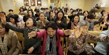 south-korean-christians