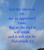 Habakkuk 2:3
