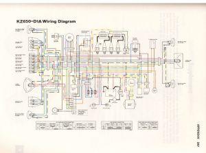 Kz650 wiring mystery  KZRider Forum  KZRider, KZ, Z1 & Z