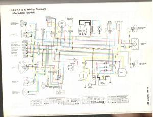 [WRG6273] Kz1000 Wiring Diagram