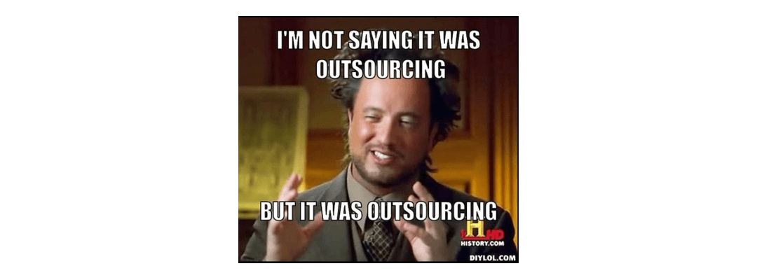 When to Outsource Website Design