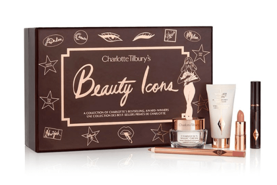 charlotte tilbury beauty icons set