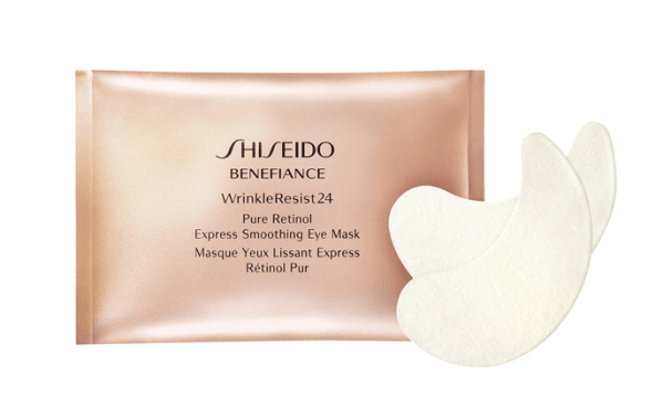 shiseido eye masks