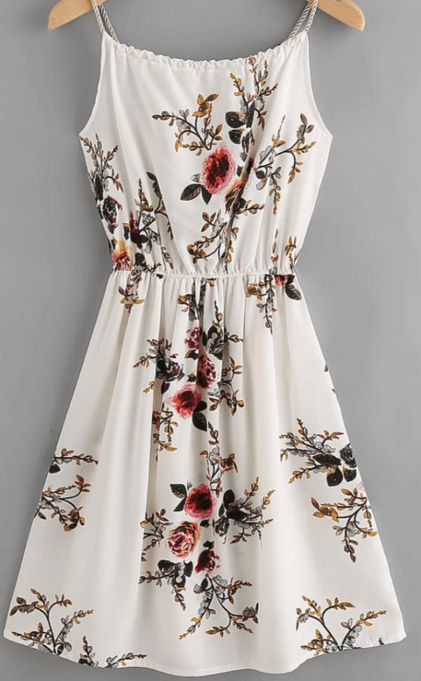 stein floral dress