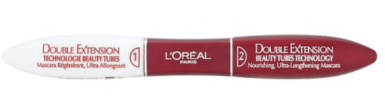 L'Oreal double extension mascara