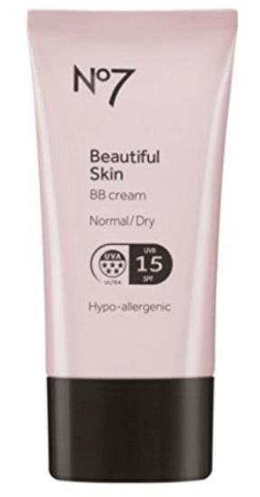 no.7 beautiful skin bb cream