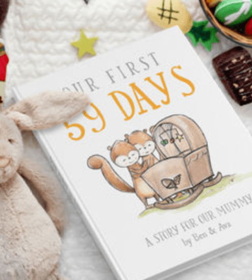 first mothers day book