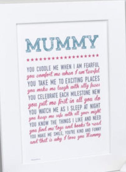 why i love you poem print