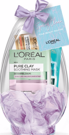 l'oreal beauty easter egg