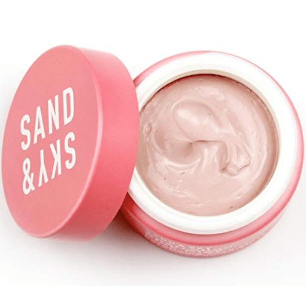 sand & sky australian pink clay porefining mask